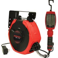 ATD Tools 80165 64-SMD LED Work Light with 50' Retractable Reel