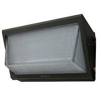 60W LED Wallpack 6300 Lumens Energy Efficient UL + DLC