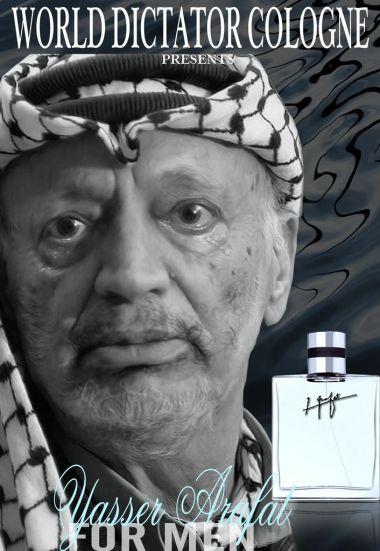 Yasser Arafat Cologne