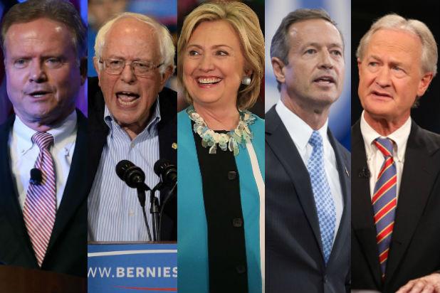 Democrat Presidential Debate