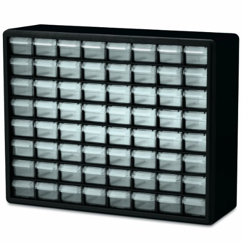 Homak HA01039001 39-Drawer Plastic Parts Organizer | Garage ...