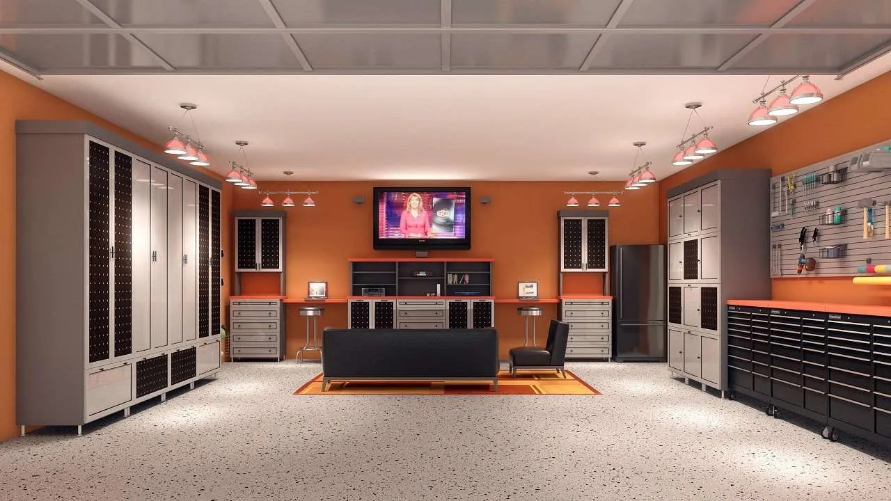 Man Cave Garage Rental : Top man cave must haves garage remodel conversion guides
