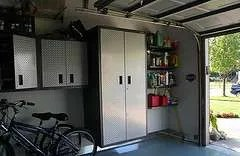 DIY Garage Cabinet Installation