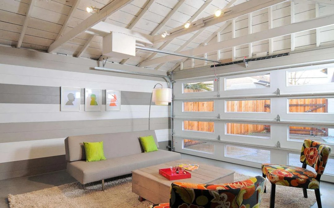 Nine Garage Conversion Choices