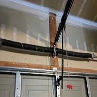 Broken Garage Door Spring Repair - 5 STAR Overhead & Wall ... on Overhead Garage Door Spring Replacement  id=43465