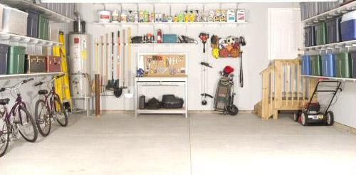 12 Steps to an Organized Garage   Garage Tool Advisor on Organized Garage  id=97183