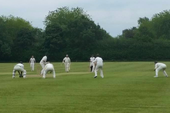 3rds fielding at Melton