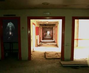 Psiquiatrico de Miraflores en Sevilla