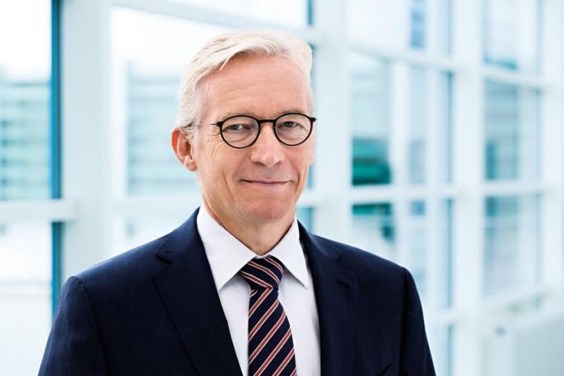 Lars Rasmussen CEO Coloplast