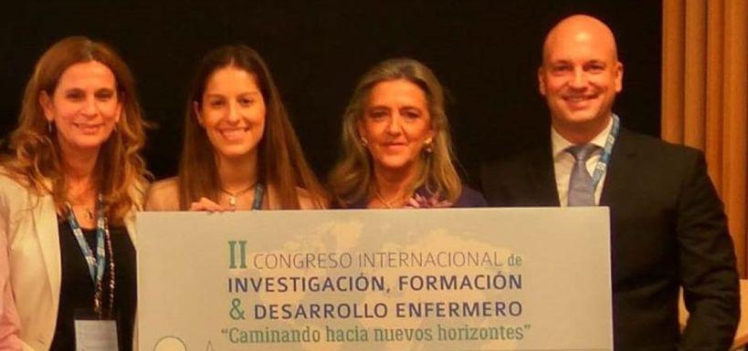 II Congreso Internacional de Enfermería, Coloplast apoya el II Congreso Internacional de Investigación, Formación y Desarrollo Enferme