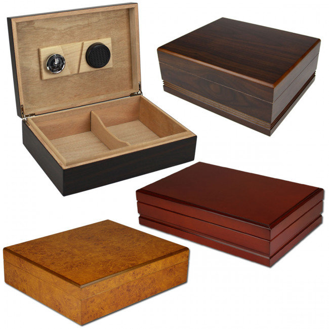 Garcia Cigars Medium Humidors