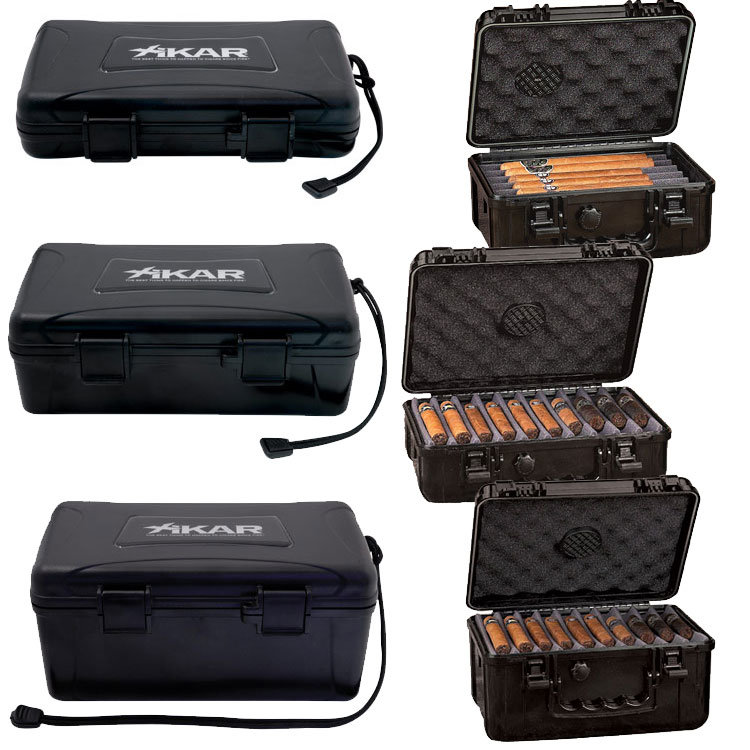 Garcia Cigars Travel Humidors