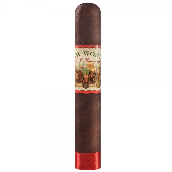 AJ Fernandez New World Navegante Robusto Single