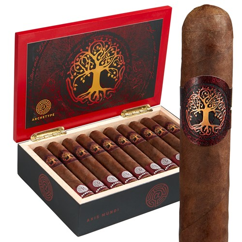 Archetype Axis Mundi Churchill Box