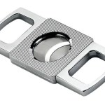 ETCHED GUILLOTINE CUTTER (SILVER)