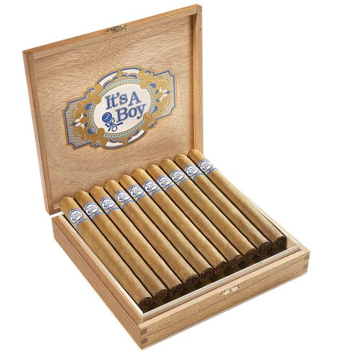 It's a Boy Cigar
