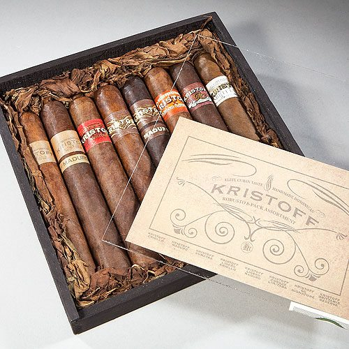Kristoff Criollo Robusto Gift Pack Box