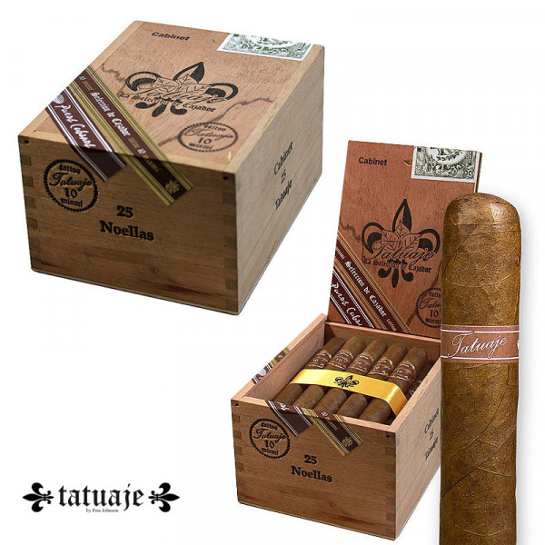 Tatuaje Miami Noellas Box