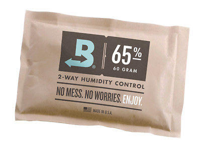 Boveda 60 Gram 65% 2 Way Humidity Pack
