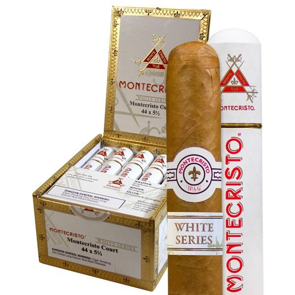 Montecristo White Series Court Tube