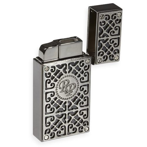Rocky Patel Burn Cigar Lighter Black