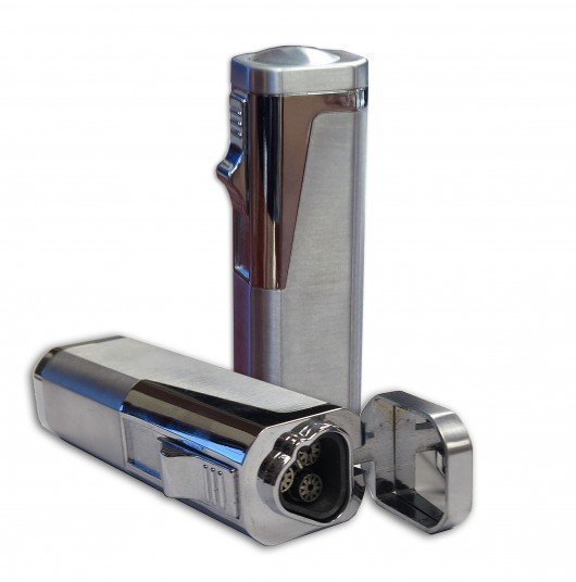Typhoon Triple Flame Lighter