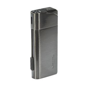 Vector Optimus Pipe Lighter - Gun Metal
