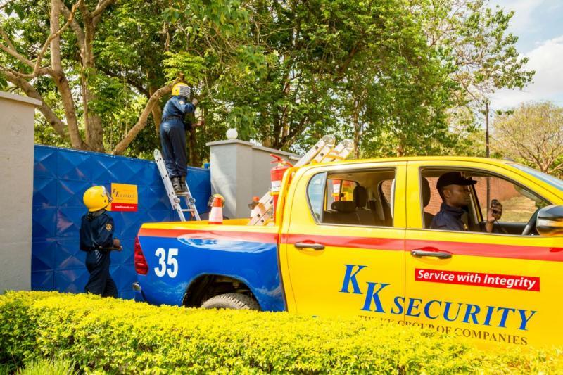 Kk Security Careers
