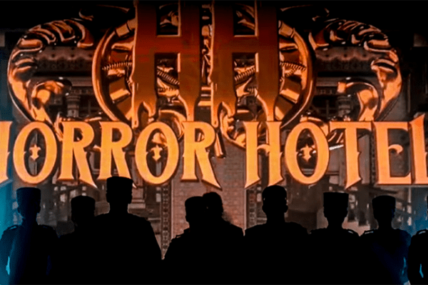 Horror hotel 2018 framse video ufficiale