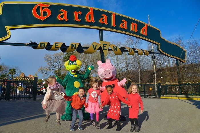 Gardaland tribe Peppa Pig Land 2018
