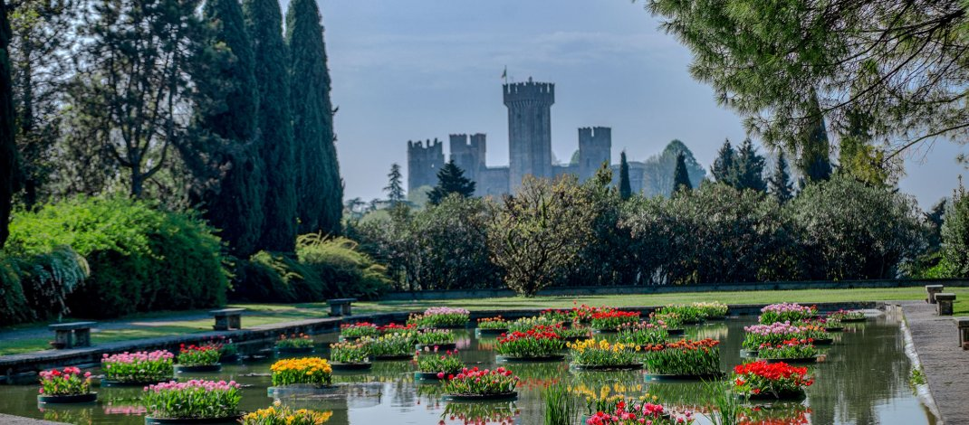 Parco Giardino Sigurtà: da oggi la riapertura