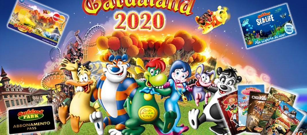 Gardaland,Legoland Waterpark e Sealife: I prezzi per la stagione 2020