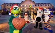Gardaland: per Natale una nuova compilation e gli auguri di Prezzemolo