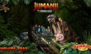 A Gardaland la nuova attrazione per il 2022: 'Jumanji – the Adventure'