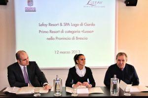 Conferenza Stampa Lefay