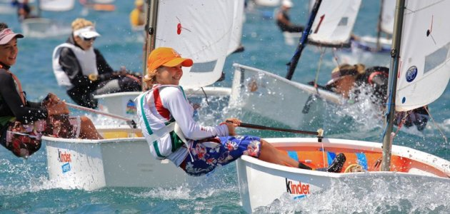 III Tappa Optimist Italia