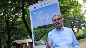 giorgio tommasi - presidente consorzio tutela vino custoza - foto paola giagulli