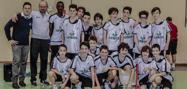 Virtus Desenzano premiazione Under 13