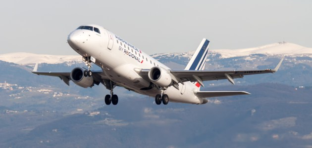 Air France Embraer 170 - Piti Spotter Club
