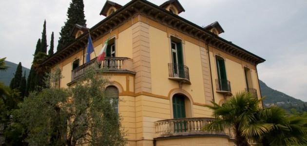 Villa Mirabella sede Comunità del Garda