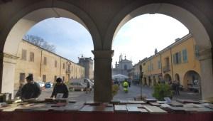 Libri sotto i portici Castel Goffredo