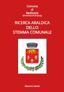 La copertina del Libretto dedicato allo stemma di Bedizzole