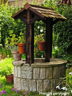 Garden Wishing Wells Decorative UniqueLawn