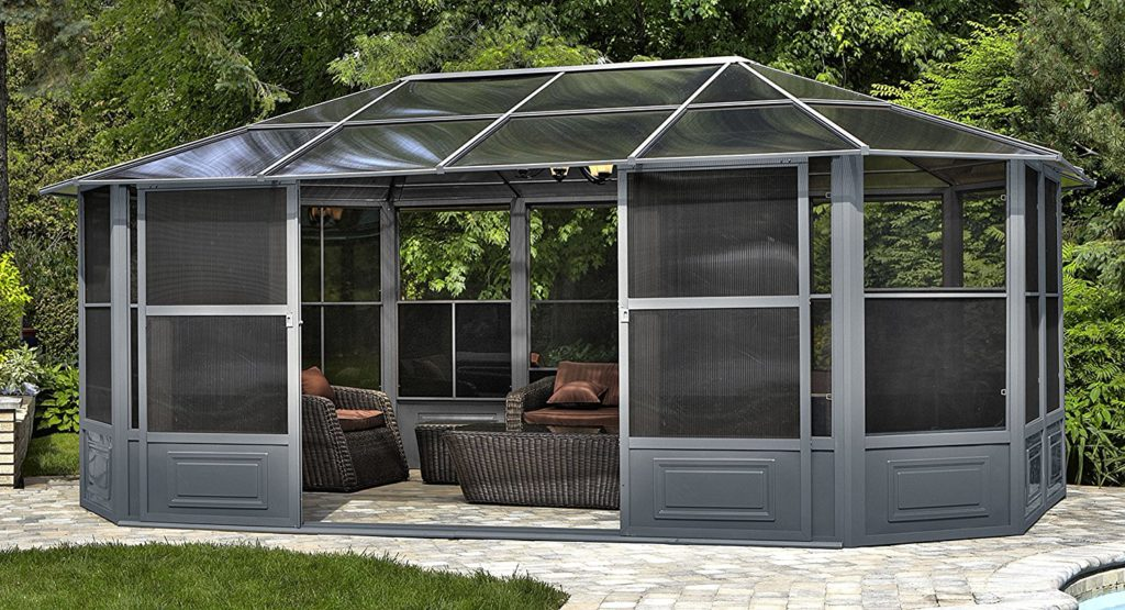 Patio Enclosures | The Garden and Patio Home Guide on Outdoor Patio Enclosures  id=52216