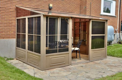 Patio Enclosures Enhance Your Home And Your Life | The ... on Outdoor Patio Enclosures  id=75966