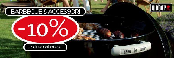 Promo BBQ - Festa di Primavera