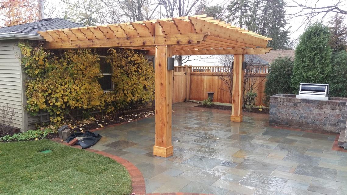 Raised Garden Mulch