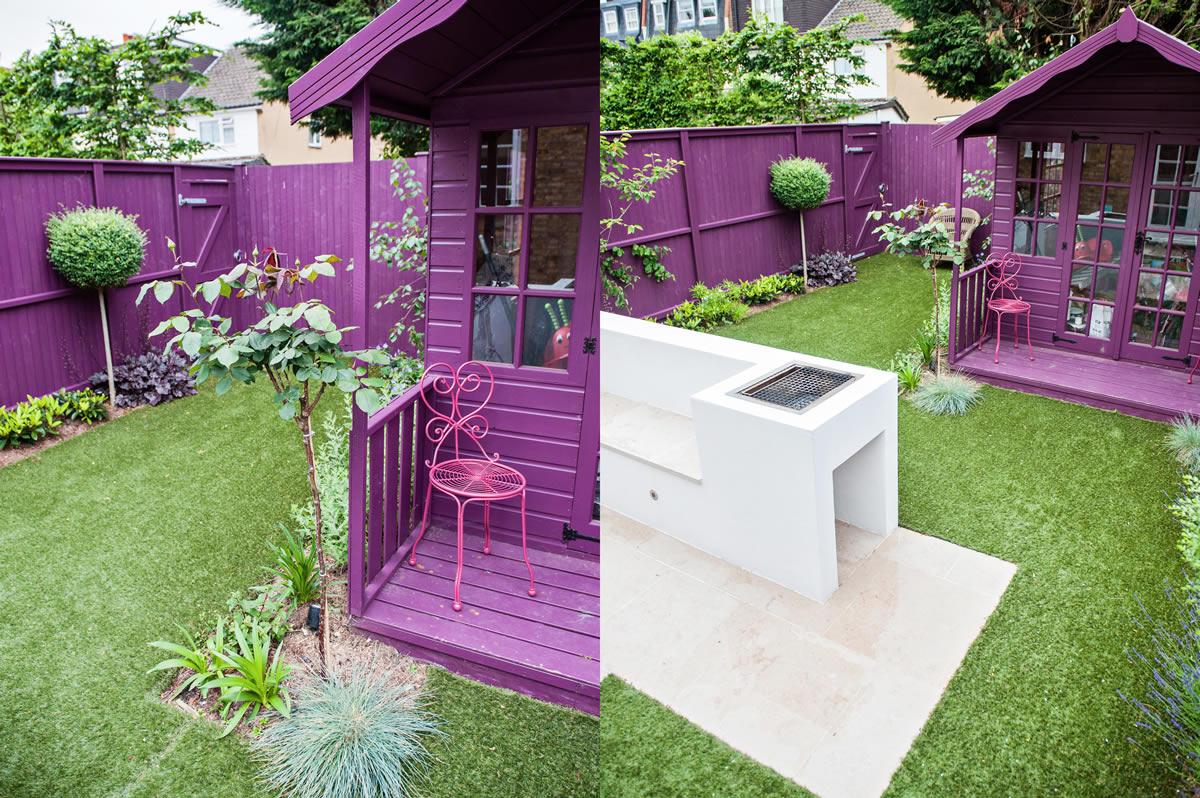 Garden design Wimbledon, family garden designers The ... on Small Backyard Garden Design id=89374