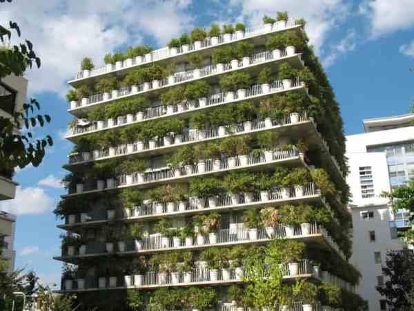 vertical garden skyscraper 5 Amazing Vertical Gardens | Blog - Garden Buildings Direct