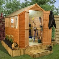 Yes get a shed for under £100 - I may get a few..